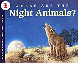 Kids' books about nocturnal animals