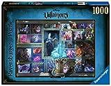 Ravensburger Puzzle 1000 Pezzi, Collezione Villainous, Puzzle per Adulti, Disney, Personaggi Cattivi, Ade, Hercules