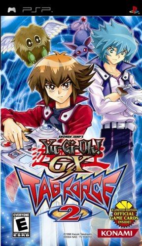 Yu-Gi-Oh! Gx Tag Force 2 - Sony PSP