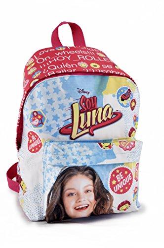51Zwksum8DL - Soy Luna Joy Mochila Infantil, (Multicolor)
