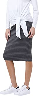 Ripe Maternity Women's Lizzy Ponte Skirt