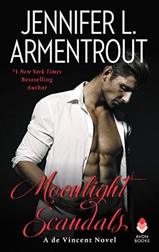 Moonlight Scandals: A de Vincent Novel (de Vincent series, Band 3)
