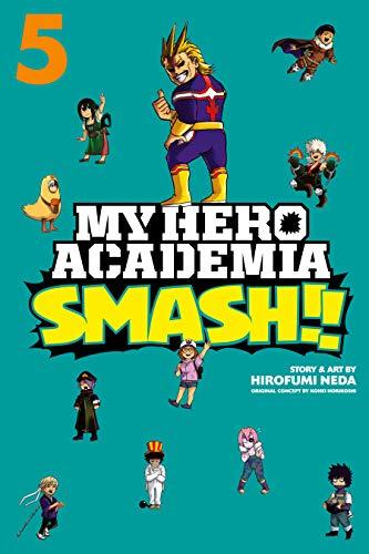 My Hero Academia: Smash!!, Vol. 5 (English Edition)