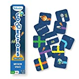 EXCITING GAME OF CONNECTIONS - A fun learning game of connections that is great for children ages 6 & up! It can be played in 2 different ways, with easy to follow rules & is perfect for 2-4 players EASY TO LEARN GAME - The rules of the game are basi...