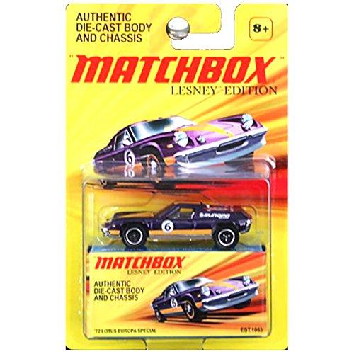 Matchbox Lesney Edition -