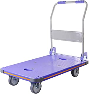 SOULONG faltbare Treppe Transportkarre aus Carbonstahl Kapazit/ät 200 kg