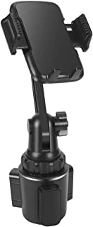 Cup Holder Phone Mount,Universal Smart Phone Adjustable Automobile Cup Holder Phones Mount for iPhone Xs/Max/X/XR/8 Plus /...