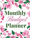 Monthly Budget Planner: Simple Beautiful Color Monthly Budget Planner and Check-in
