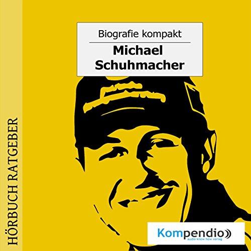 Michael Schumacher audiobook cover art