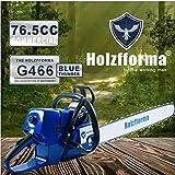 76.5cc Holzfforma Blue Thunder G466 MS460 046 No Bar/Chain