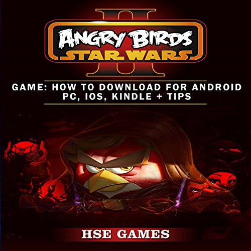 Angry Birds Star Wars 2 Game audiobook cover art