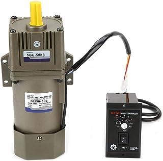 KEKEYANG AC 220V 90W el motor del engranaje, monofásico el motor del engranaje, asíncrono motor del engranaje, velocidad ajustable, for la industria de embalaje, Industria de Máquina-Herramienta (50K)