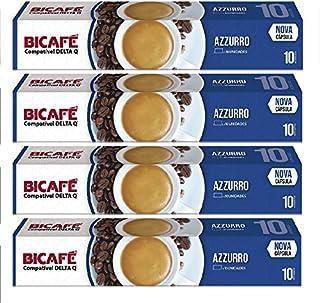 Cápsulas Delta®* Q Compatibles Forte Corposo 40 unidades ( Antiguo Extra Intenso )