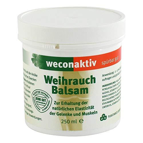 WECONAKTIV Weihrauch Balsam 250 ml