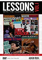 Lessons With the Hudson Greats Book