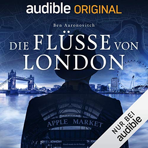 Die Flüsse von London     Die magischen Fälle des Peter Grant 1              By:                                                                                                                                 Ben Aaronovitch,                                                                                        Miron Kleinbongard,                                                                                        David Gromer                               Narrated by:                                                                                                                                 Leonard Hohm,                                                                                        Maximilian Laprell,                                                                                        Arlett Drexler,                   and others                 Length: 11 hrs and 3 mins     2 ratings     Overall 4.5