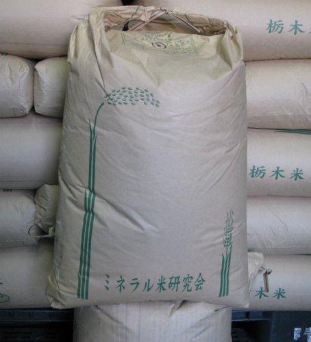 栃木県産 【玄米】 コシヒカリ 30kg 令和2年産