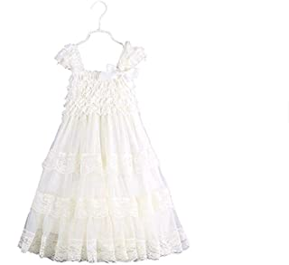 rustic toddler flower girl dresses