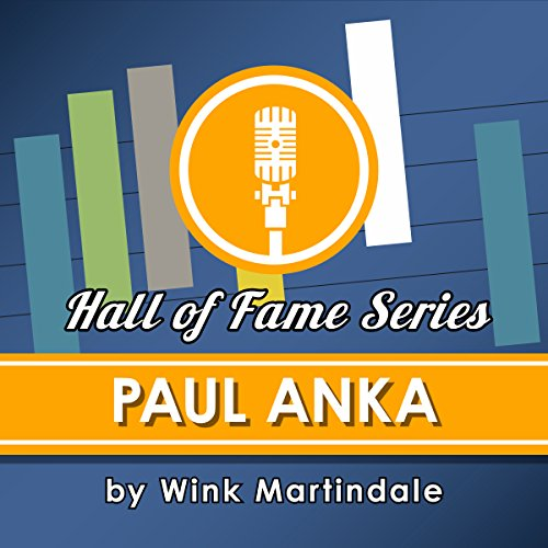 Paul Anka copertina