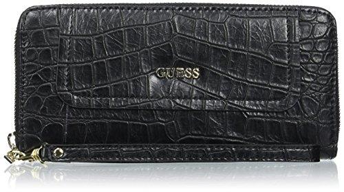 Guess Swcg5067460, Bolsa de mensajero para Mujer, Negro (Nero), 2x10x21 cm (W x H x L)