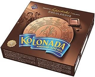 Opavia Tradicni lazenske oplatky Kolonada 200g Original Czech Spa Round Wafers with Chocolate Filling (3-Pack)