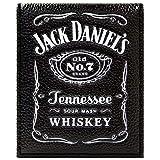 Jack Daniels Old No.7 Schwarz Portemonnaie Geldbörse
