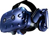HTC Vive Pro (2018) Virtual Reality Headset + Vive Accessory Bundle - European Version