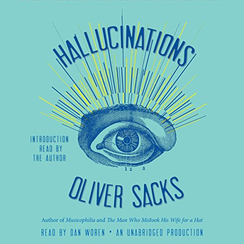 Hallucinations audiobook cover art