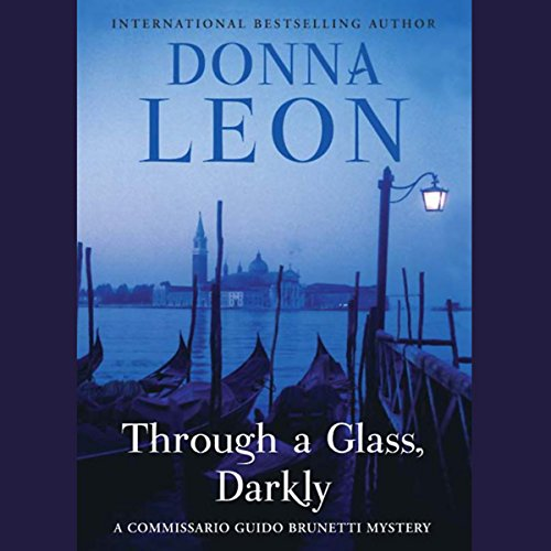 Through a Glass, Darkly audiobook cover art