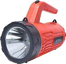 AF-WAN Super Helder oplaadbare 6000 lumen LED zaklamp, LED schijnwerper zaklamp oplaadbare CREE Led handschijnwerper 6000 ...