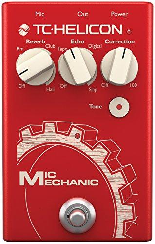 Pedal Para Voz Tc Helicon Mic Mechanic 2