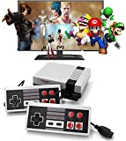 620 Retro Classic Video Game Console AV Output Mini NES Console 620 in 1 Built-in Plug and Play Video Games,is an Ideal Gift Choice for Children and Adults (Small)