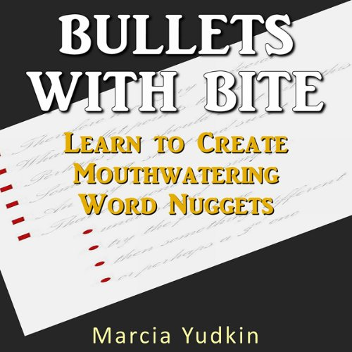 Bullets With Bite audiobook cover art
