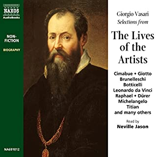 The Lives of the Artists cover art