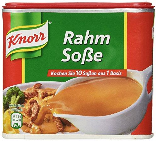 Knorr sugo cremoso per carne ( Rahm Sose ) per 1,75 litro