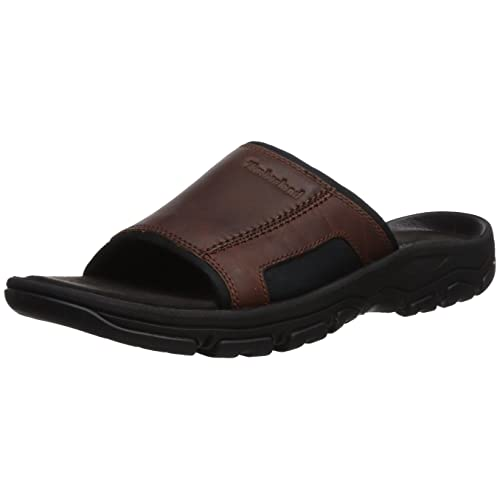 47c319d53ae0 Timberland Men s Roslindale Slide Sandal