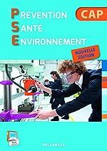Prévention Santé Environnement CAP de Michèle Terret-Brangé