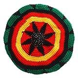 IPOTCH Gorro De Irie Multicolor Acrílico Jamaica Rasta DreadLock Roots Tam De África - # 1,
