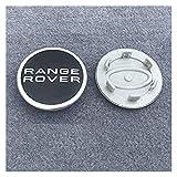 RVTYR Für Hubcap Rover Aurora gefunden Freelander 2 3/4 Sternenradabdeckung Center Cover Rover Impuls markiert Radnabenkappe Radkappe...