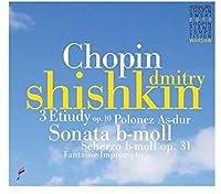 CHOPIN/ 3 ETUDES OP.10, SONATA