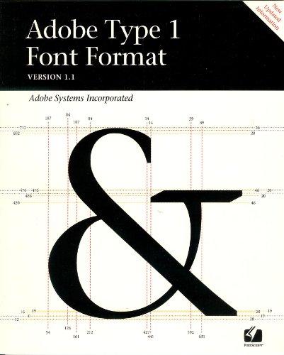 Adobe Type 1 Font Format
