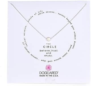 dogeared necklace sale