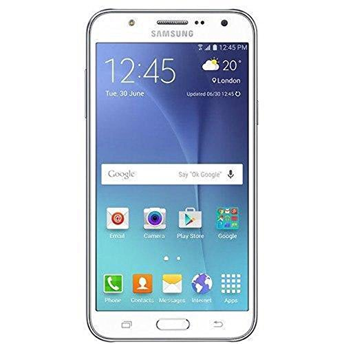 Samsung Galaxy J7 SM- J700H/DS GSM Factory Unlocked Smartphone-Android 5.1- 5.5' AMOLED Display- International Version (White)
