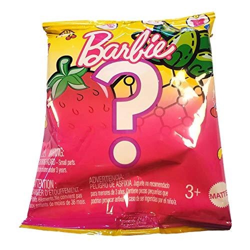 Barbie Barbie-GGT72 Bolsa de Moda 4 Caras, Multicolor (Mattel GGT72)