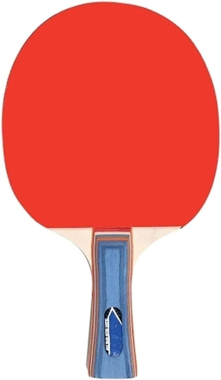 ZFQZKK Ping Pong Paddle Tennis 2 Juego de Jugadores 2 Mesa Penis Bats Raquetas Sacude Las Manos Juego de Ping Pong (Color : Red, Size : One Size)