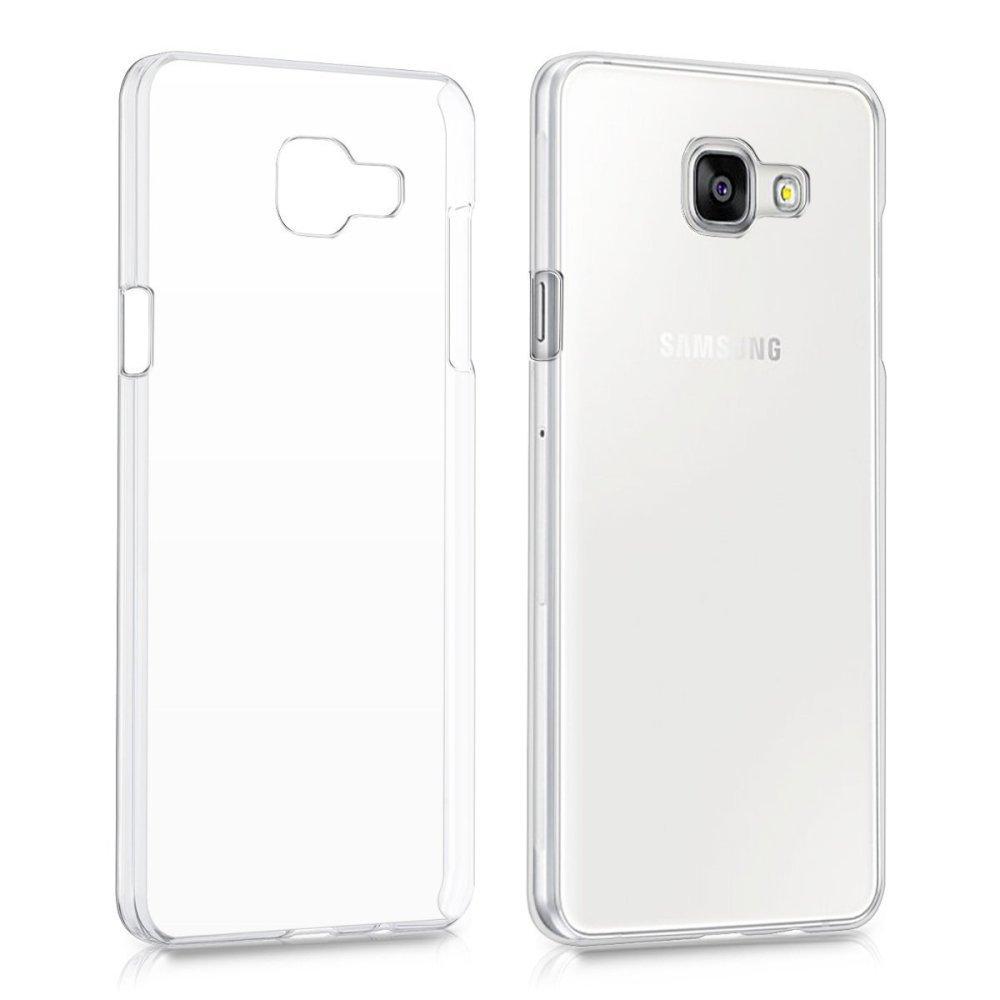 REY Funda Carcasa Gel Transparente para Samsung Galaxy A5 2016, Ultra Fina 0,33mm, Silicona TPU de Alta Resistencia y Flexibilidad: Amazon.es: Electrónica