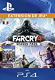 Far Cry 4 Season Pass [Code Jeu PSN PS4 -...