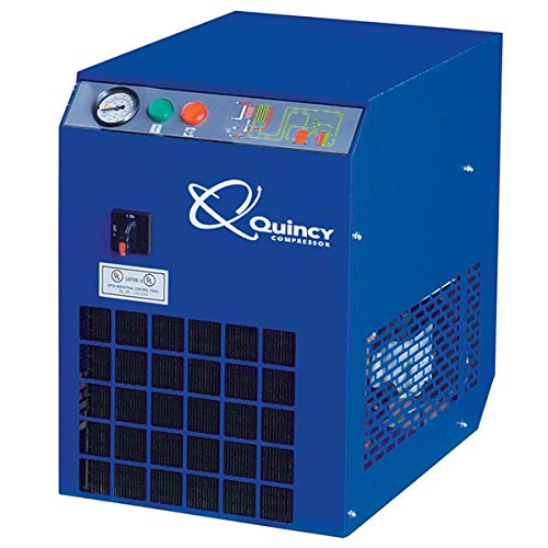 Quincy Refrigerated Air Dryer - Non-Cycling, 25 CFM, Model...