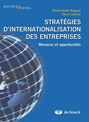 Strategies d'Internationalisation des Entreprises Menaces et Opportunites