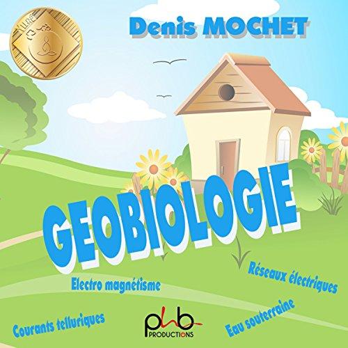 Couverture de La géobiologie